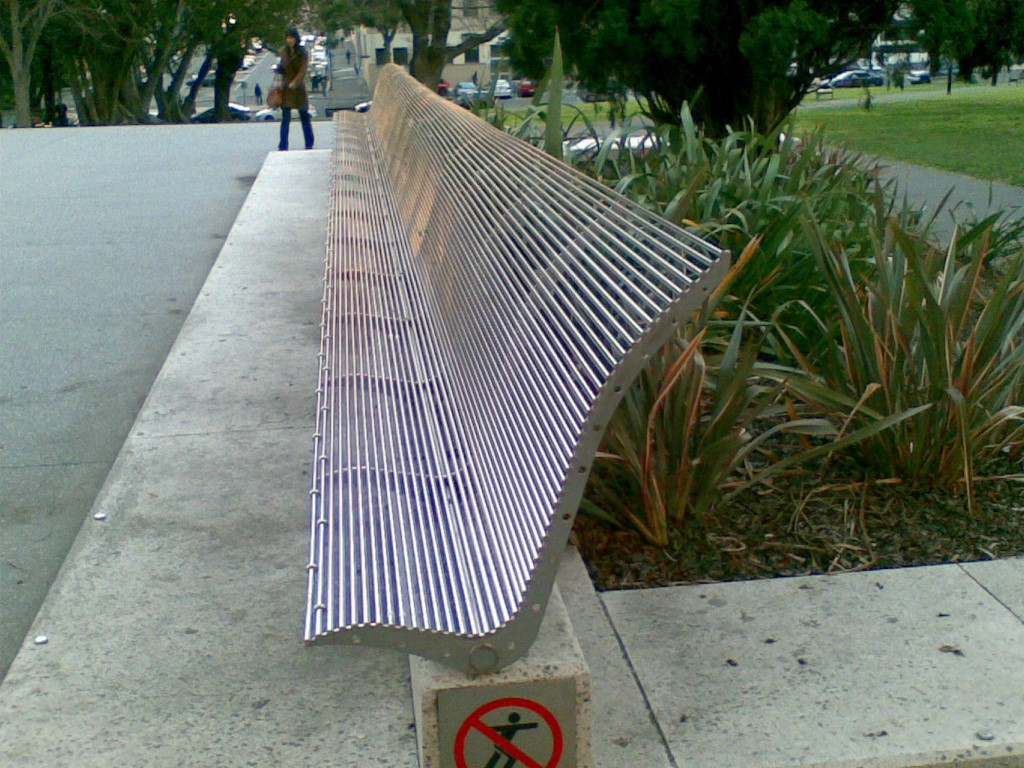 Street Furniture   Seating